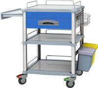Treatment Trolley XCSZL234TA-WD / DeepBlue