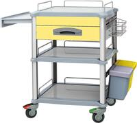 Treatment Trolley XCSZL234TA-WD / Naples