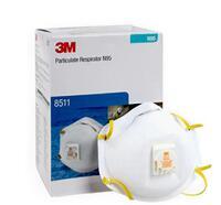 3M™ 8511 Atemschutzmaske N95, PCKG = 10 Stück