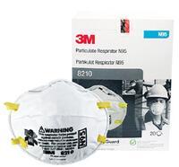 3M™ 8210 Atemschutzmaske N95, PCKG = 20 Stück