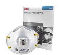 3M™ 8210V Atemschutzmaske N95, PCKG = 10 Stück