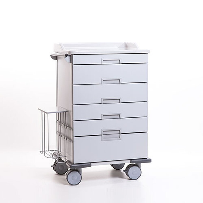 Features - ISO-Nursing Cart